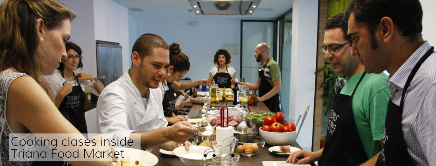 Directory of culinary tours in spain culinary hound for Taller andaluz de cocina
