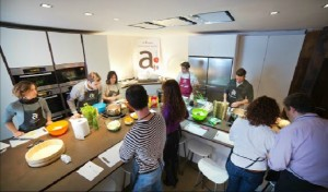 apunto cooking class